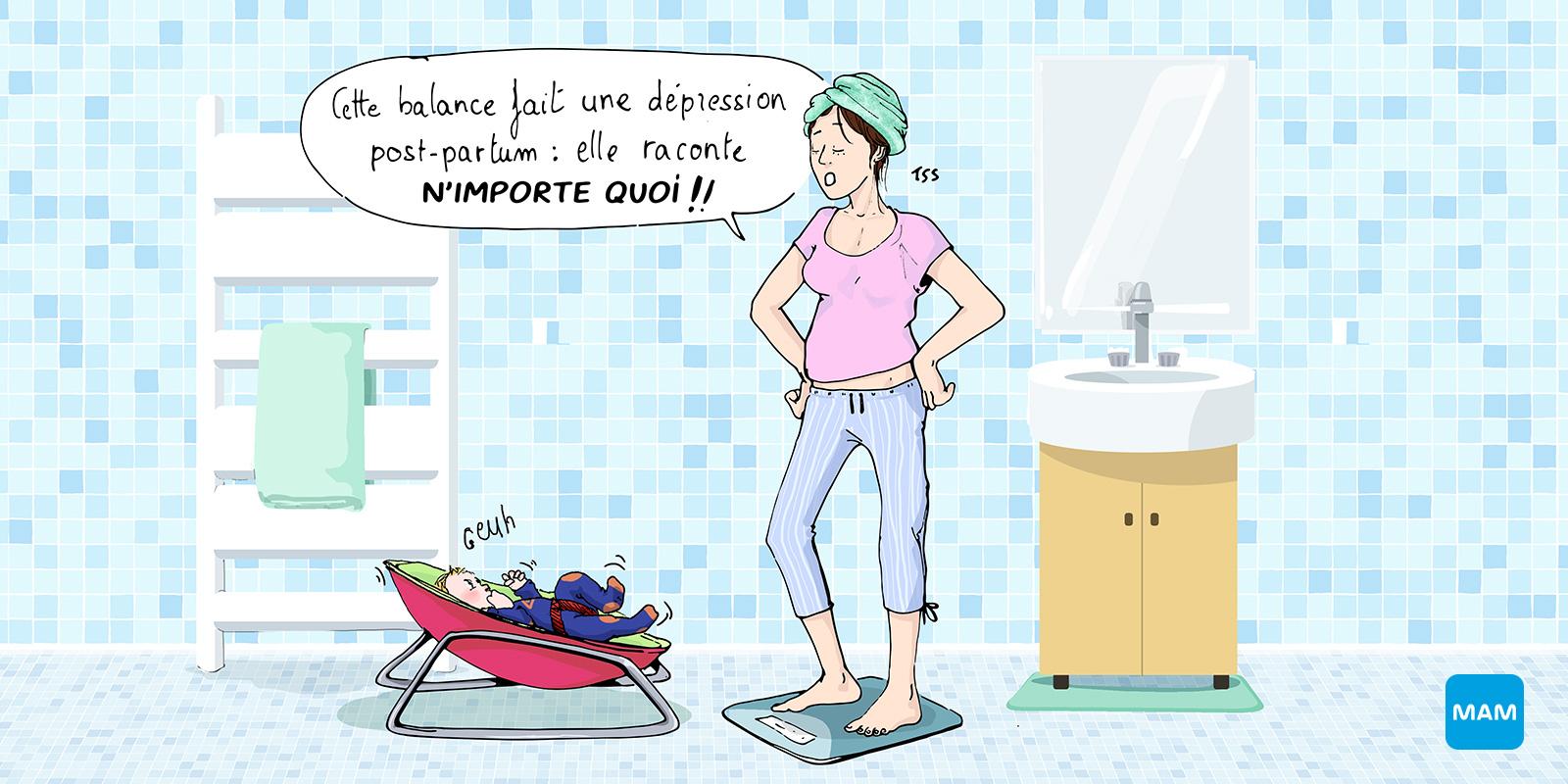 Perdre ses kilos de grossesse - 2eme mois de bébé - Bonjour Grossesse