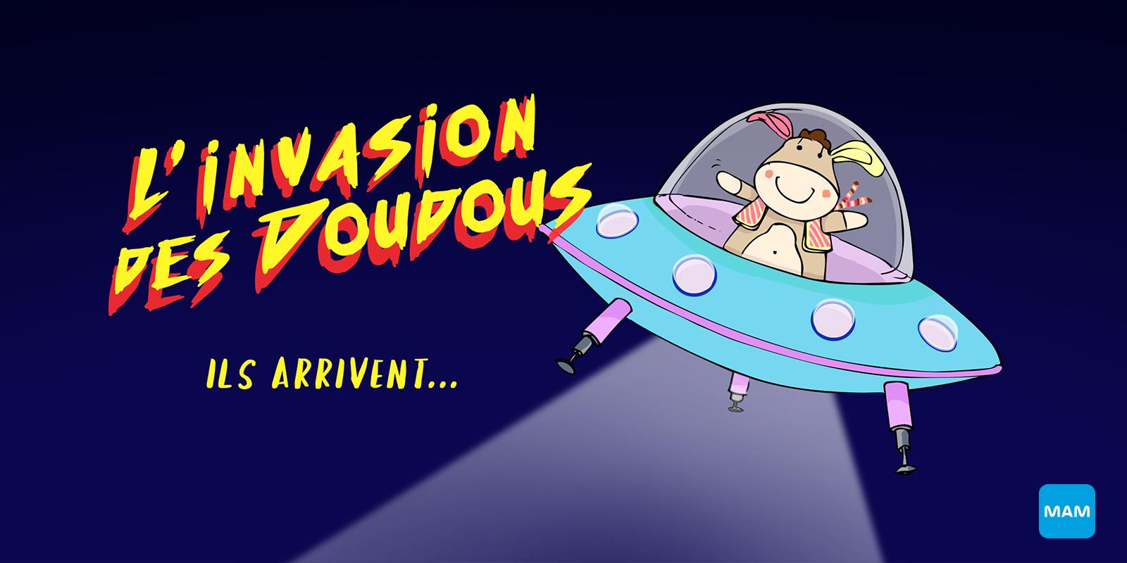 Invasion de doudous - Naissance de bébé - Bonjour Grossesse