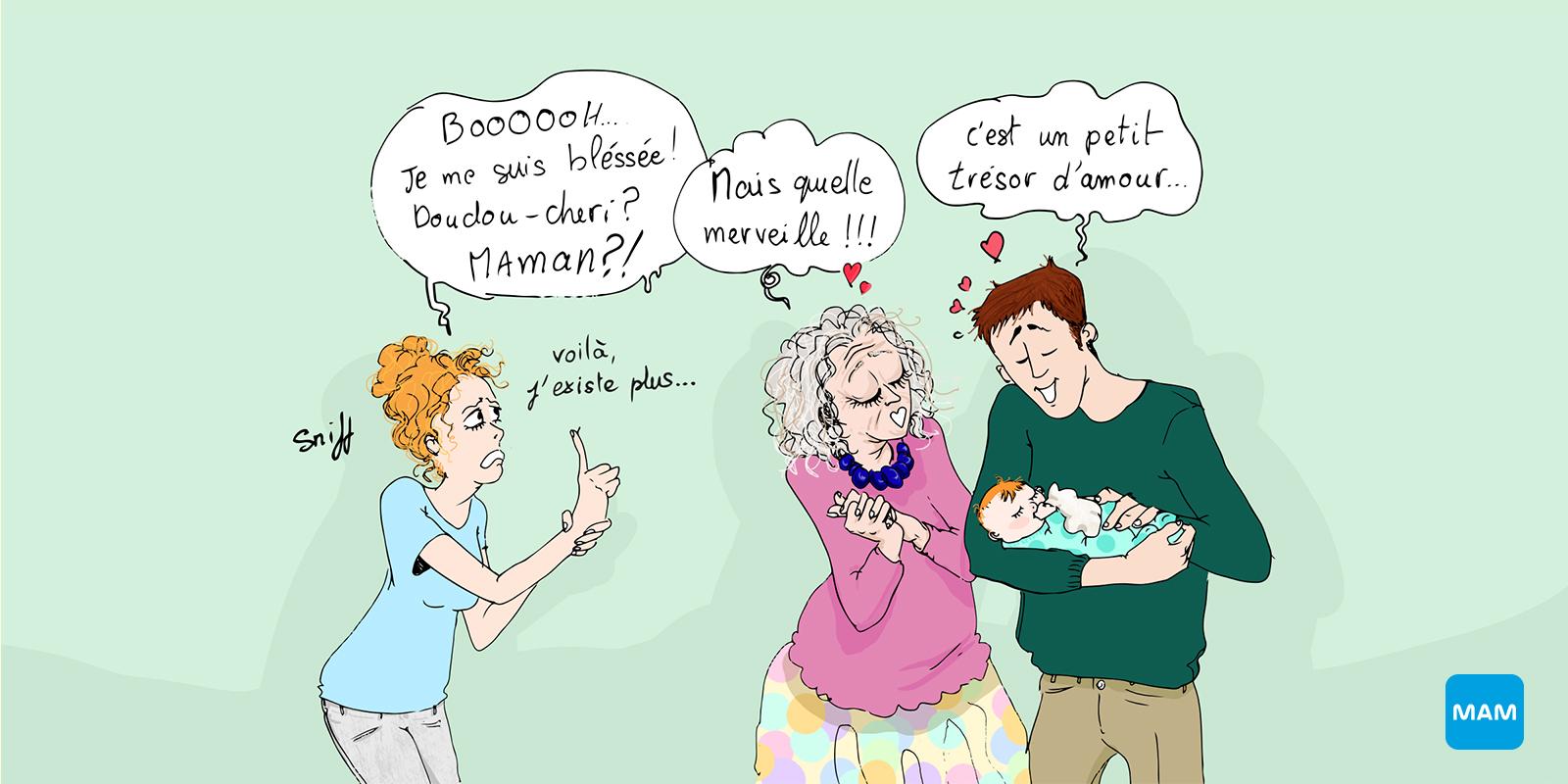 5 cadeaux à fair à une maman - 1er mois - bonjour grossesse